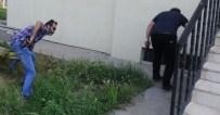 ASKER KAÇAĞI - Otomobil Çalan Hırsızlar Radara Girince Yakalandılar