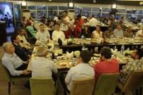 ÖZLÜK HAKKI - Rektör Adayı Kızılay Gazetecilerle İftarda Buluştu
