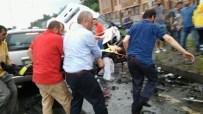 Rize'de Trafik Kazası Açıklaması 1 Ölü, 5 Yaralı