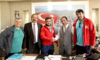HALİL ÖZCAN - Trabzonspor'dan Termalspor'a Transfer