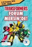 BİLİM KURGU - Ünlü Robotlar Forum Mersin'de