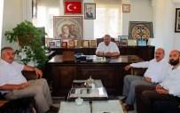 İŞ GÜVENLİĞİ YASASI - Afyon ESOB Tarafından İscehisar'da İş Sağlığı Ve Güvenliği Kanunu Bilgilendirme Toplantısı Yapıldı