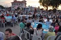 MASA SANDALYE - Bandırma'da 6 Bin Kişilik İftar