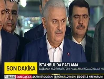 Başbakan Yıldırım: 36 şehit