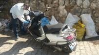 Bodrum'dan Çalınan Motosiklet Milas'ta Bulundu