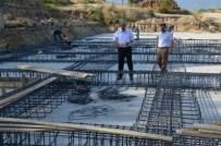 MAHMUT YıLMAZ - Bozyazı'ya Yangın Yönetim Merkezi Yapılıyor