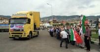 İMAM HATİP MEZUNLARI - Bursa'dan Suriye'ye Bayram Öncesi 25 Tır İle Yardım