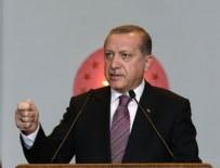 Cumhurbaşkanı Erdoğan saldırıyı kınadı