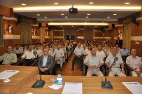 HARP AKADEMİSİ - Deniz Harp Akademisi Heyetinden OSB'ye Ziyaret
