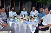 AVNI DOĞAN - Dicle Elektrik Ailesi Diyarbakır'daki İftarda Buluştu