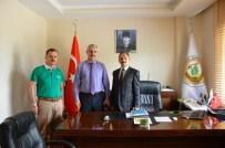 MAHMUT YıLMAZ - Erdemli Orman İşletme Müdürlüğü'nde Görev Değişimi