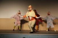 MÜZIKAL - Gürcistan Devlet Çocuk Tiyatrosu Bafra'da
