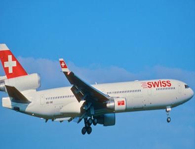 İsviçre İstanbul uçak seferlerini iptal etti