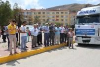 ENVER ÖZDERİN - Kahraman İlçeden Kahraman Türkmenlere Yardım