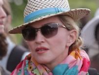 MADONNA - Madonna'dan saldırı sonrası tweet