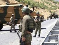 Mardin'de hain saldırı: 2 asker şehit