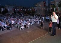 MESLEK EDİNDİRME KURSU - Muratpaşa'da 4 Mahalle İftarda Buluştu