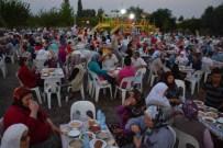 FATIH ÜRKMEZER - Ortaca'da 2500 Kişilik İftar