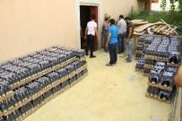 BANDROL - Samsun'da Sahte İçki Operasyonu