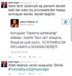 ASIM YILDIRIM - Tayyar Provokatörlerden Hesap Sorulmasını İstedi