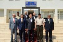ŞÜKRÜ GÖRÜCÜ - Vali Altıparmak'tan Jandarma'ya Ziyaret