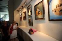 PORTRE - Yenimek Kursiyerleri 'Kadının Eli' Sergisini Ziyaretçilere Açtı