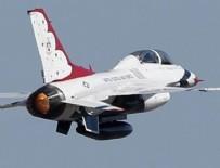COLORADO SPRİNGS - ABD'de jetler peş peşe düştü! Obama da oradaydı