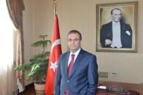 MUAMMER TÜRKER - Antalya Valisi Türker'in Veda Mesajı