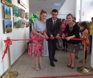 OYUN HAMURU - Bahçeşehir Koleji Öğrencilerinden Çevre Temalı Resim Sergisi