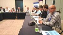 MOSTAR KÖPRÜSÜ - Başkan Oral, TDBB Bosna Temaslarına Katıldı