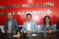 HASAN CEYLAN - CHP'li Cihaner'e Partilisinden 'HDP' Eleştirisi