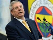 ŞİDDET YASASI - Galatasaray'a 'şikeci' diyen Aziz Yıldırım'ın cezası belli oldu