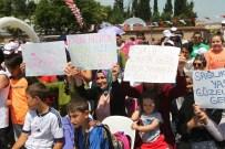 GEBZELI - Gebzeli Çocuklardan Başkan Köşker'e Teşekkür