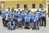 MUSTAFA AKIŞ - Karaman'da Başarılı Sporcular Ödüllendirildi
