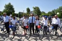 UZUNTARLA - Kartepe Belediyesi Bin 600 Bisikleti Kartepeli Çocuklarla Buluşturdu