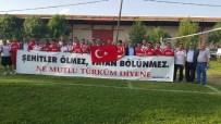 KAZAN DAİRESİ - Kayseri Şeker Voleybol Turnuvasında Makinistler Şampiyon Oldu