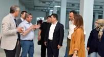 MUSTAFA ÖZSOY - Kepez'de Belediyenin Sağlık Hizmetleri TEK Çatı Altında Toplanacak