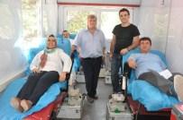 Kızılay Ve Hastane İşbirliğinde Kan Dayanışması