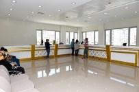 NİKAH SARAYI - Nikah İşlemleri Artık Yeni Nikah Sarayı'nda Yapılıyor