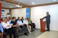YAŞAR ÖZDEMIR - SGK 'Dan Muhasebecilere Seminer