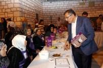 ÖMER EKİNCİ - Yemek Yarışmasında Yöresel Lezzetler Yarıştı