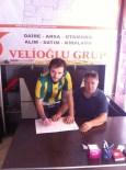 ÜMİT AKBAŞ - Altınova Belediyespor İmzalara Devam Ediyor