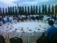 MESUT KARATAŞ - ASKON Üyeleri Şehit Aileleri Ve Suriyelilerle İftarda Buluştu