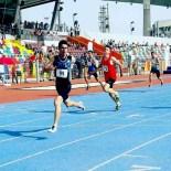 ATATÜRK OLIMPIYAT STADı - Aydınlı Rekortmen Mahsum Başarıdan Başarıya Koşuyor
