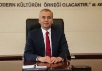OSMAN ZOLAN - Başkan Zolan'dan Kadir Gecesi Mesajı