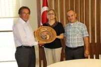 KEMAL ÇELIK - Başkanlardan Rektör Kılıç'a Teşekkür Ziyareti