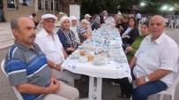 Burhaniye'de Huzur Evi Sakinleri İftara Katıldı