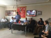 MEHMET METİNER - CHP'li Kiraz, Milletvekili Metiner'i Eleştirdi