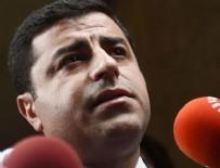 DOKUNULMAZLIKLARIN KALDIRILMASI - Demirtaş ve Yüksekdağ ifadeye çağrıldı