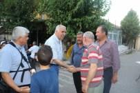 SANCAKLI İĞDECİK - Güzgülü, İğdecik Mahallesinin İftarına Katıldı